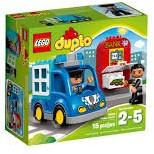 LEGO Duplo Politiepatrouille  Duplo10809