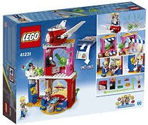 Lego  DC Super Hero Girls set Harley Quinn schiet te hulp 41231-2