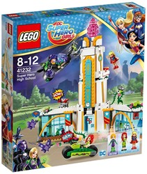 Lego  DC Super Hero Girls set Superheldenschool 41232