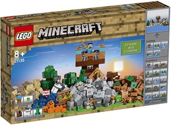 LEGO Minecraft Crafting-box 2.0 21135