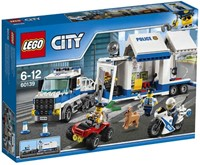 LEGO City Mobiele commandocentrale 60139