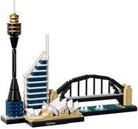 LEGO Architecture Set Sydney 21032-3