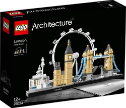 Lego  Architecture set London 21034