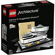 Lego - 21035 Architecture - Solomon R. Guggenheim Museum