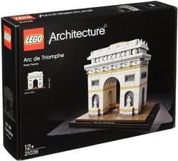 Lego Architecture L`Arc de Triomphe 21036