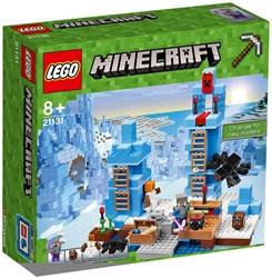 Lego  Minecraft set De ijsnaalden 21131