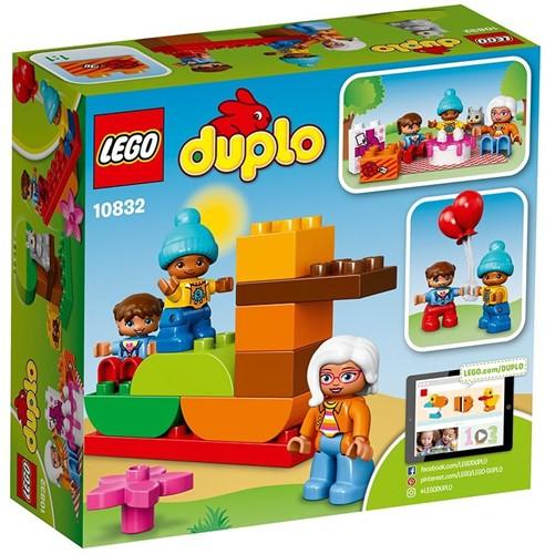 LEGO Duplo Verjaardagsfeestje  Duplo10832-2