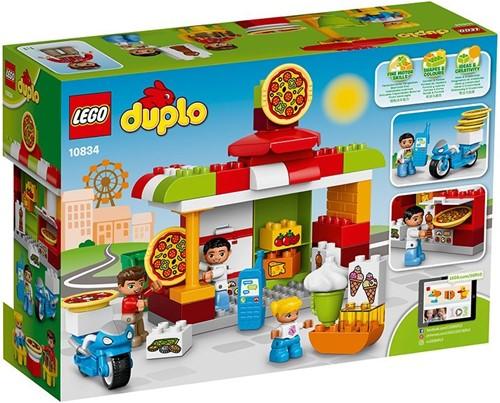 LEGO DUPLO Pizzeria 10834-2