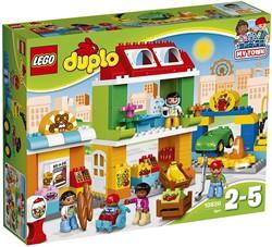 LEGO Duplo Stadsplein  Duplo10836