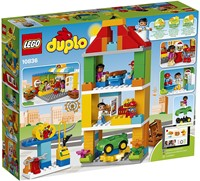 LEGO Duplo Stadsplein  Duplo10836-2