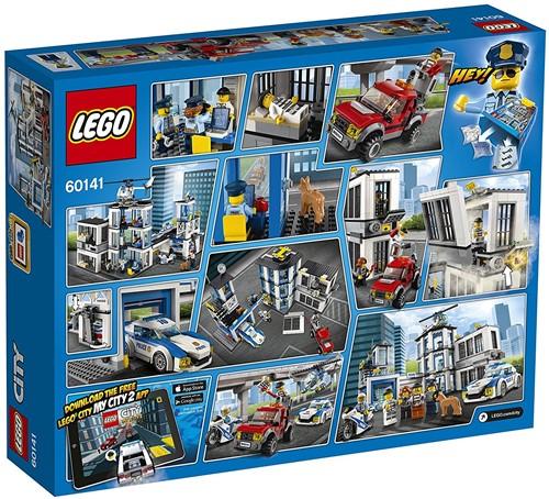 LEGO City Politiebureau 60141-2