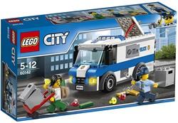 Lego City Geldtransport 60142
