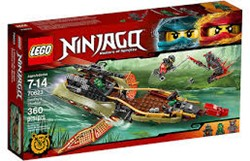 Lego  Ninjago set Destiny's Shadow 70623