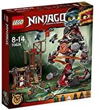 Lego  Ninjago set de komst van de Iron Doom 70626