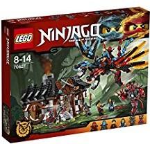 Lego  Ninjago set Drakensmederij 70627