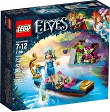 Lego  Elves set Naidas gondel & de Goblin-dief 41181