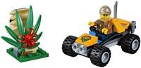 LEGO City Jungle buggy 60156-3