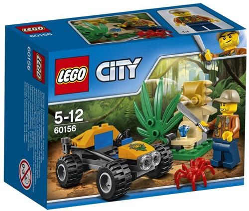 LEGO City Jungle buggy 60156