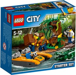 LEGO city Jungle Explorers Jungle startset 60157