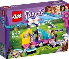 Lego  Friends set Friends- Puppy kampioenschap 41300