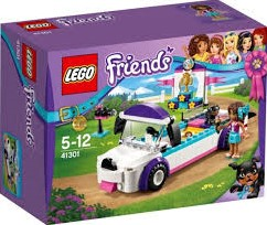Lego  Friends set Puppy optocht 41301