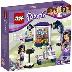 Lego  Friends set Emmas Fotostudio 41305