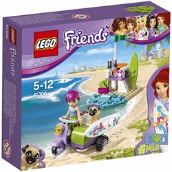 Lego  Friends set Mia's strandscooter 41306