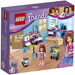 Lego  Friends set Olivia's laboratorium 41307