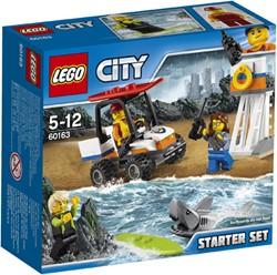 LEGO City Kustwacht Kustwacht startset 60163