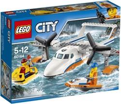 LEGO City Kustwacht Reddingswatervliegtuig 60164