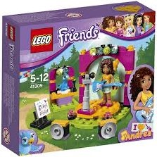 Lego  Friends set Andrea's muzikale duet 41309