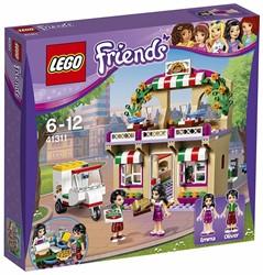 Lego  Friends gebouw Heartlake Pizzeria 41311