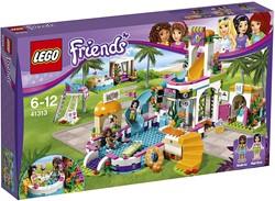 Lego  Friends gebouw Heartlake zwembad 41313