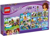 LEGO Friends Heartlake zwembad 41313-2
