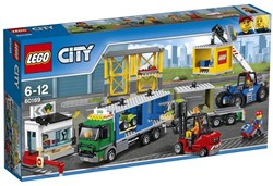 LEGO City Vrachtterminal 60169