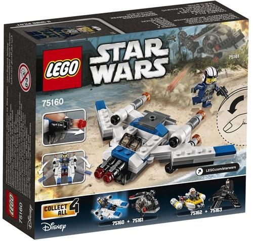 LEGO Star Wars U-Wing Microfighter 75160-2