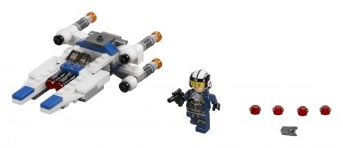 LEGO Star Wars U-Wing Microfighter 75160-3