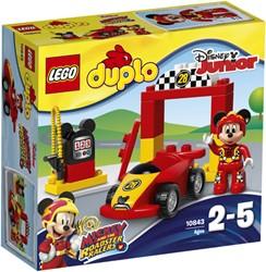 LEGO Duplo Mickeys racewagen  Duplo10843