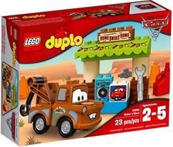 LEGO Duplo Takels Schuur  Duplo10856