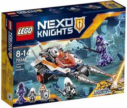 Lego  Nexo Knights set Lance's dubbele Jouster 70348