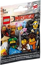 LEGO Ninjago minifigures 71019