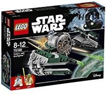 LEGO Star Wars Yoda´s Jedi Starfighter 75168