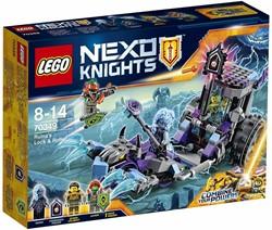 Lego  Nexo Knights set Ruina's rollende gevangenis 70349