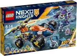 LEGO Nexo Knights Aarons Rock Climber 70355