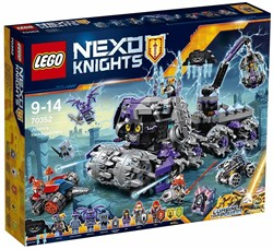 Lego  Nexo Knights set Jestro's hoofdkwartier 70352