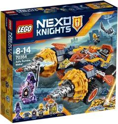 LEGO Nexo Knights Axls Rumble Maker 70354