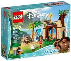 Lego  Disney Princess Vaiana's eilandavontuur 41149