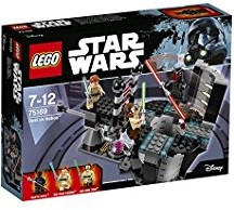 Lego  Star Wars set Duel op Naboo 75169
