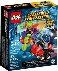 Lego  Super Heroes set Mighty Micros: Batman vs. Killer Moth 76069