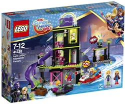 LEGO DC Super Hero Girls Lena Luthor Kryptomite fabriek 41238